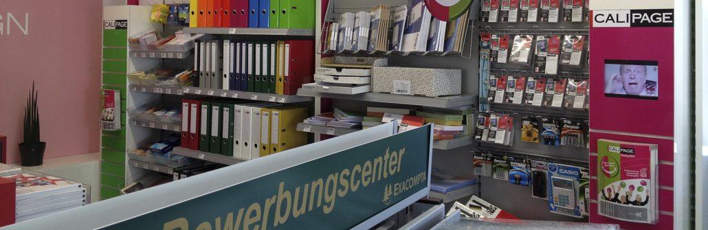 Calipage Bürobedarf regal von Calingo Office und Bewerbungscenter